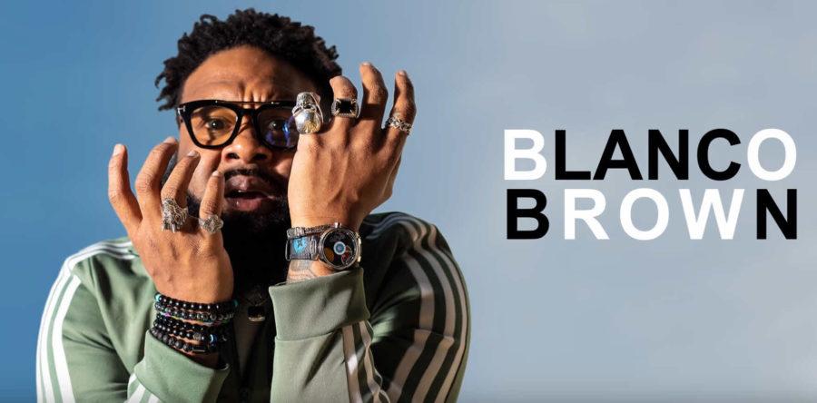 Blanco Brown Photo: YouTube screen capture