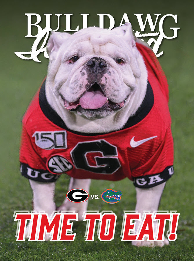 Georgia vs. Florida 2019cover900