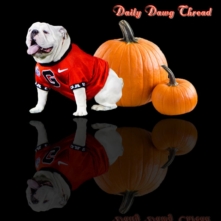 2019-11 November Daily Dawg Thread graphic edit with logo by Bob Miller