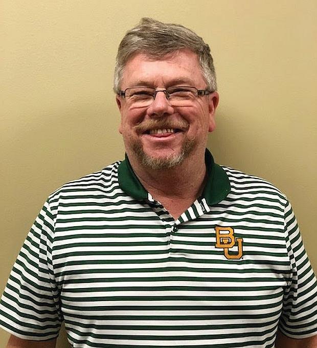 Jerry Hill, Director of Sports Journalism, Baylor University Athletics