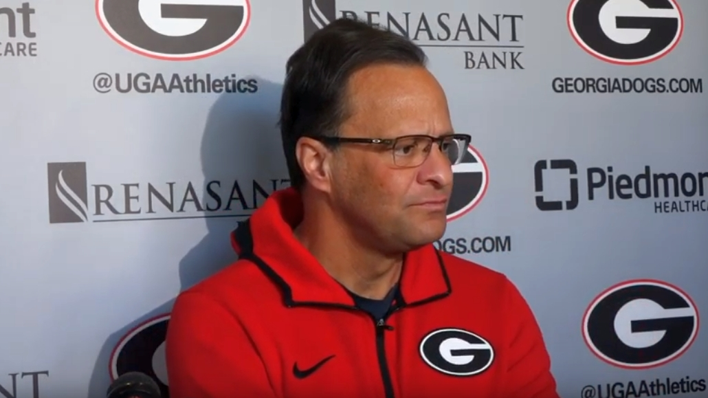 UGA men's basketball head coach Tom Crean during Monday's Kentucky pregame interview, January 6, 2020