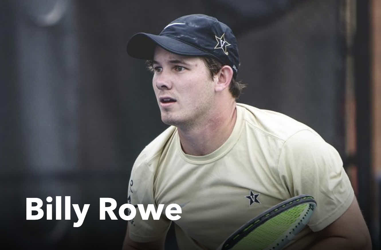 Billy Rowe Photo: Vanderbilt Athletics