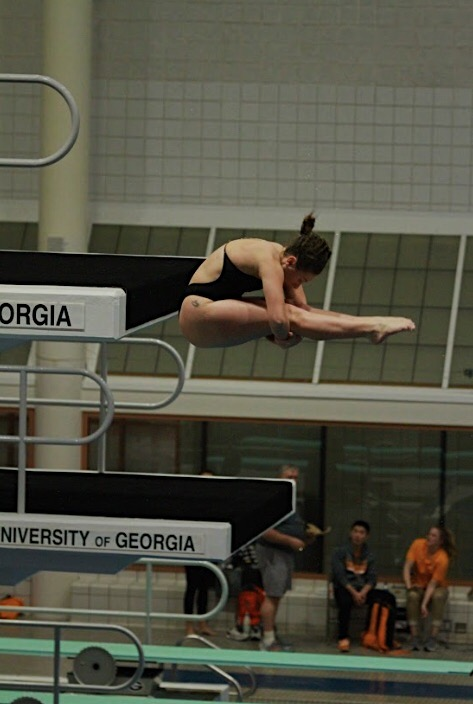 Tally Brown (Photo: Georgia Sports Communications)