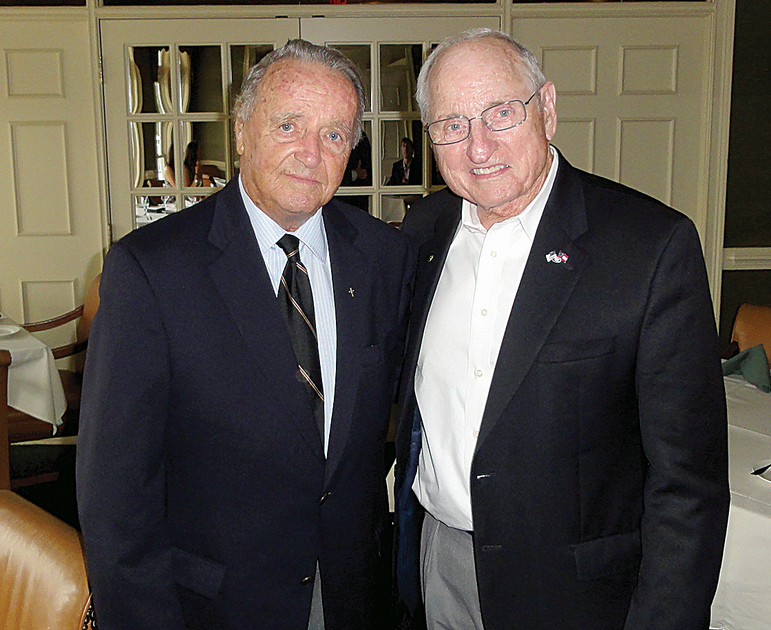 Bobby Bowden and Vince Dooley