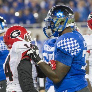 Georgia vs. Kentucky